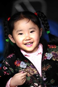 Girl from China--Steve Evans