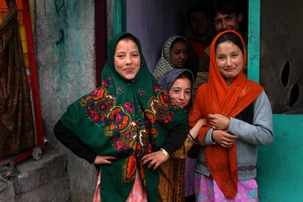 Youth from Ladakh