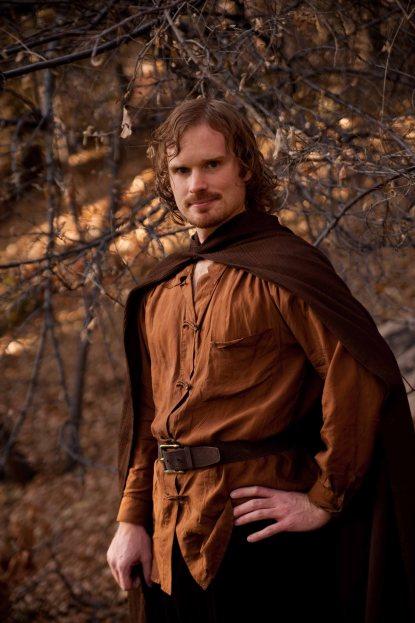 Stephen Gashler--Medieval type