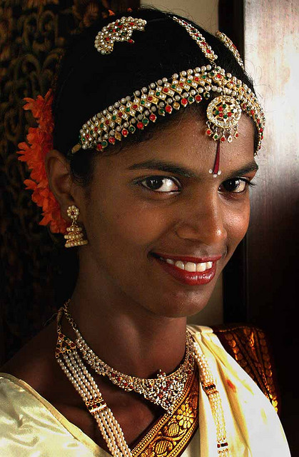 Dancer from India--Steve Evans picture