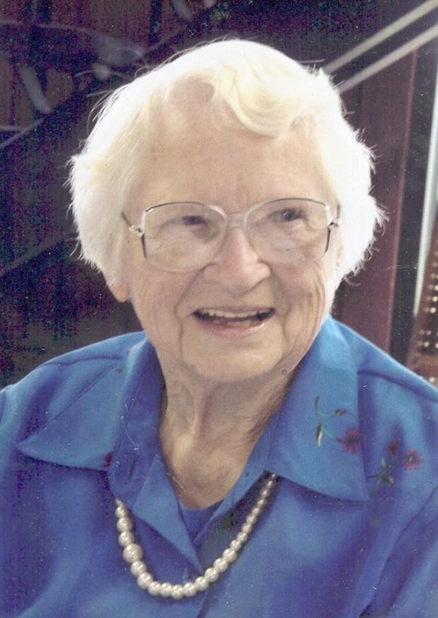 Grandma Parkinson