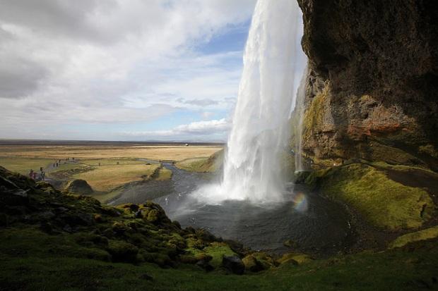Iceland geyser--Steve Evans picture
