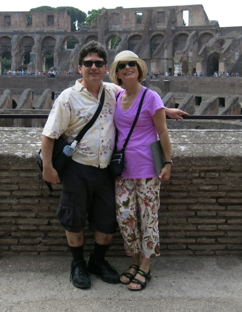 Rome_Colosseum--Christopher and Lorraine