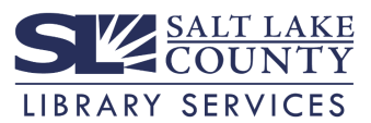 Salt Lake County Library Services Logo