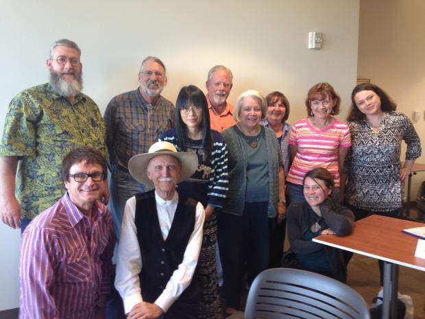 2015-Clive Romney's Class--Master Story Facilitator Graduates