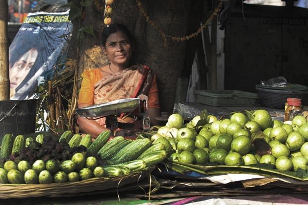 Street Vendor-Kolkata--Steve Evans
