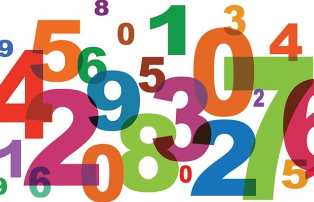 Numbers--image