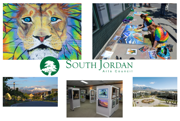 South Jordan collage