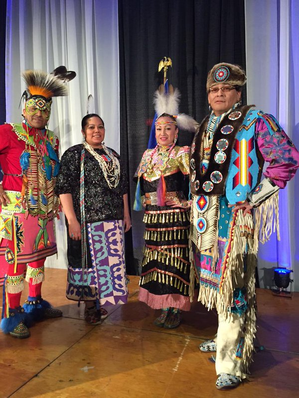 Ho-Chunk Nation - regalia picture