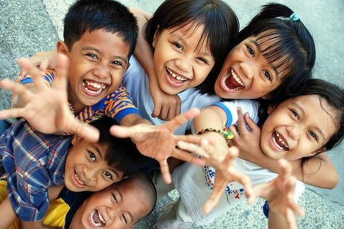 Kids - Philippines by lets-go-philippines