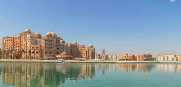Marsa Malaz Kempinski, The Pearl, Doha, Qatar by Angel Mallari