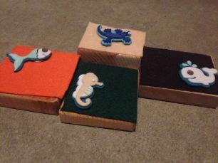 Story Blocks - Mini Flannel Boards